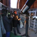 Das Schmidt-Cassegrain Teleskop der Volkssternwarte Riesa