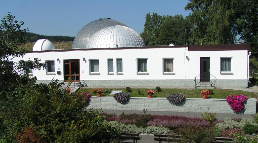 Sternwarte und Zeiss Planetarium Drehbach