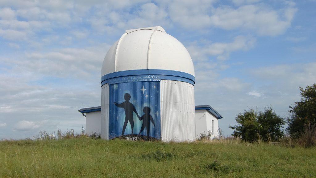 Sternwarte dresden gönnsdorf astronomie in ostdeutschland